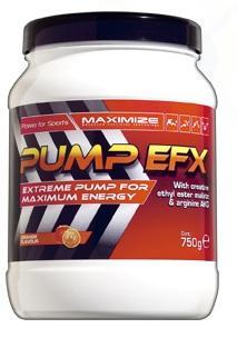 pump efx