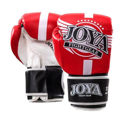 Joya bokshandschoen jeugd rood