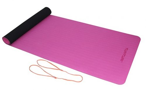 tunturi TPE yoga mat
