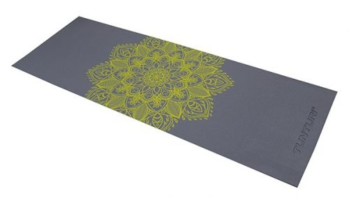 Tunturi yogamat 4 mm anthraciet
