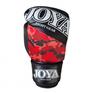 joya top one camo red bokshandschoen