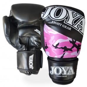joya top one camo pink bokshandschoen